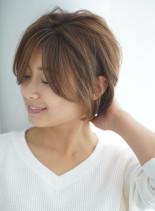 【30代40代】大人女性におススメボブ(髪型ショートヘア)