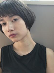【吉田有花】ベリーショート(ビューティーナビ)