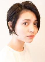 大人 女子ショートスタイル(髪型ショートヘア)