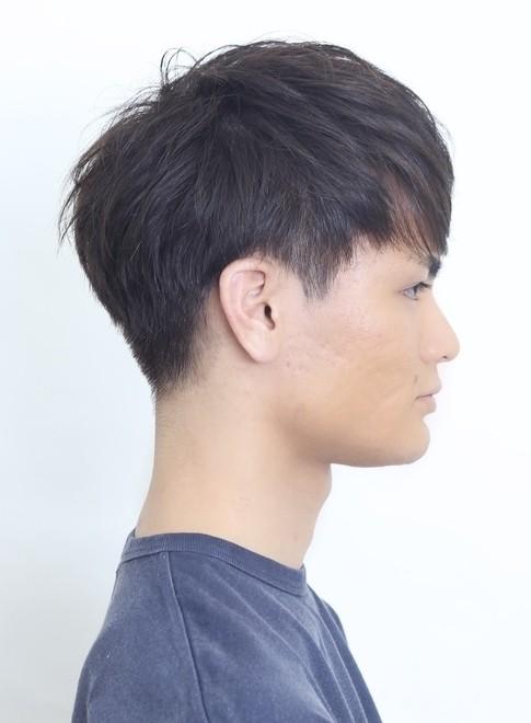 メンズ メンズマッシュレイヤー Beautrium 南青山の髪型 ヘア
