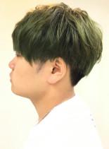 ツーブロック(髪型メンズ)