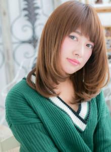 美髪☆ツヤセミディ