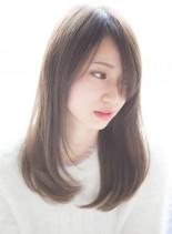 ★ロブ×イノセントカラー★(髪型セミロング)