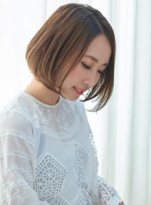 【30代大人女性】イルミナカラー+美ボブ(ビューティーナビ)