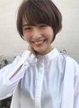 大人愛され【似合わせカット】(髪型ショートヘア)