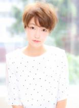 似合わせショートスタイル(髪型ショートヘア)