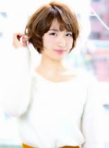 ☆ゆるふわ×ショート☆(髪型ショートヘア)