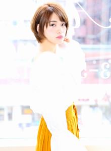 ☆ナチュラル×ショート☆(ビューティーナビ)