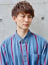 マッシュショートスタイル☆(髪型メンズ)