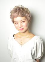 『可愛さ抜群!!』ショートマッシュ