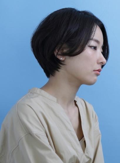 大人グラデーションボブ(髪型ボブ)