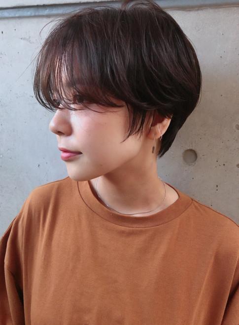 ショートヘア 短めがオシャレ 大人ショート ボブ Minx 青山店の髪型