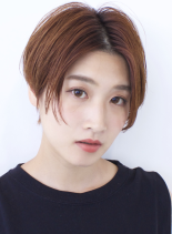 ☆大人のシルエットの綺麗なしょーとボブ☆(髪型ショートヘア)
