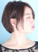 大人女子にオススメの綺麗なショートボブ☆(髪型ショートヘア)