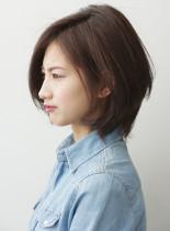 40代 おすすめ髪型(髪型ショートヘア)