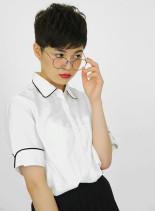 個性派ベリーショート(髪型ベリーショート)