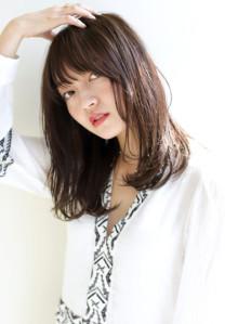 【大人かわいい】セミロング☆(ビューティーナビ)