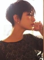 ☆簡単スタイリングの大人ショート☆(髪型ショートヘア)