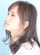 ゆるふわイルミナセミディ*(髪型セミロング)