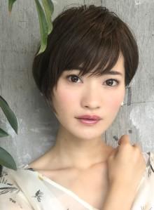 ☆ツヤ感スタイル☆大人レイヤーショート(ビューティーナビ)