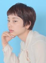 コンパクトショートヘア(髪型ショートヘア)