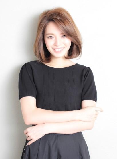 『東省吾』の芦屋ボブ(髪型ボブ)