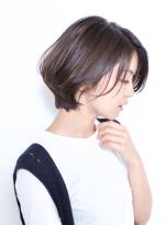 ☆大人カジュアル☆美シルエットショート