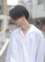 ハンサムショート(髪型メンズ)