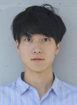 オシャレマッシュショート(髪型メンズ)