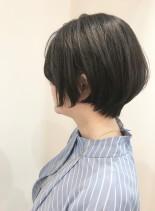 30代・40代◎おススメショートボブ(髪型ショートヘア)