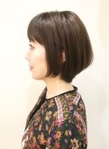 30代・40代◎大人可愛いショート(髪型ショートヘア)