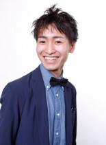 ラフショートヘア(髪型メンズ)