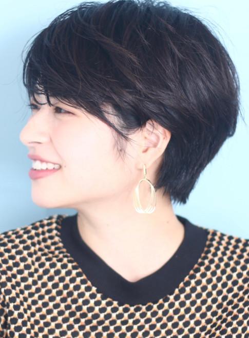大人綺麗な品格ショートヘア☆(ビューティーナビ)