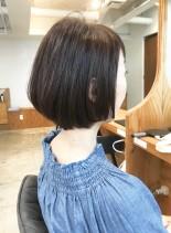 30代・40代◎ステキに決まる大人ボブ(髪型ショートヘア)