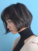 ピュアカジュアルボブ(髪型ボブ)