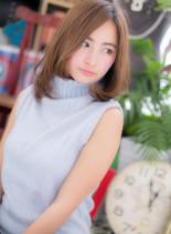 大人・ピュア・ワンカール(髪型ミディアム)