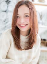 究極☆ラブなノームコアセミディ(髪型セミロング)