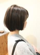 30代・40代◎ナチュラルショート(髪型ショートヘア)