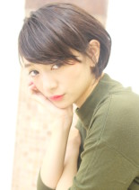30代40代大人女性のショートボブ(髪型ショートヘア)