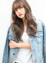 大人可愛い☆簡単ゆるふわデジタルパーマ☆(髪型ロング)