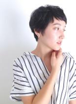 ブリティッシュショート(髪型ベリーショート)