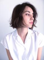 クールボブ(髪型ボブ)