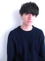 エフォートレスマッシュ(髪型メンズ)