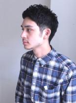 クリーンカット(髪型メンズ)