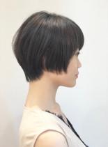 ショートヘア/20代30代40代髪型(髪型ショートヘア)