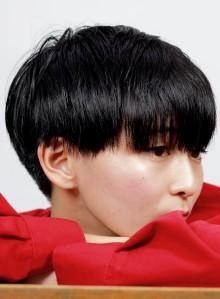個性的な髪型ツーブロックのベリーショート(ビューティーナビ)