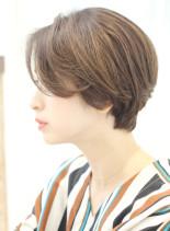 30代〜の大人女性にオススメショート(髪型ショートヘア)