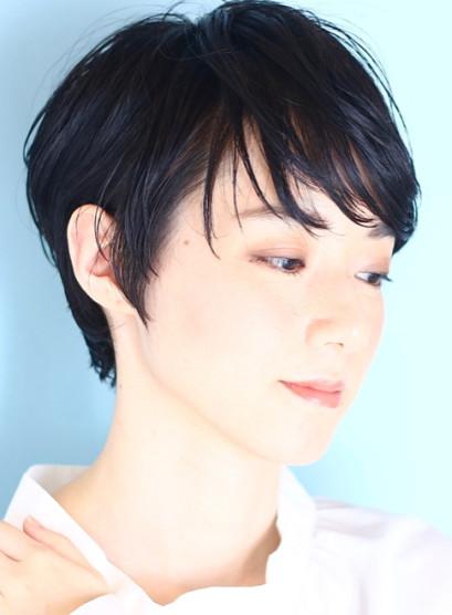 2020春夏 今週1位のベリーショートの髪型は ヘアスタイルランキング