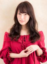 王道☆ふんわりカール☆デジタルパーマ(髪型ロング)