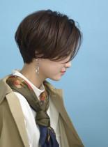メンズライクショート(髪型ショートヘア)